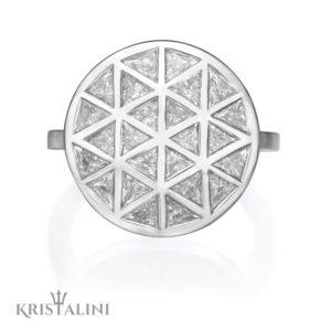 Trilions Diamonds Combination Crown Ring