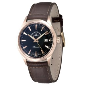 Gentleman Automatic 2824 gold plated