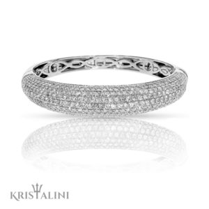 Luxuries Bangle Diamonds Tennis Bracelet